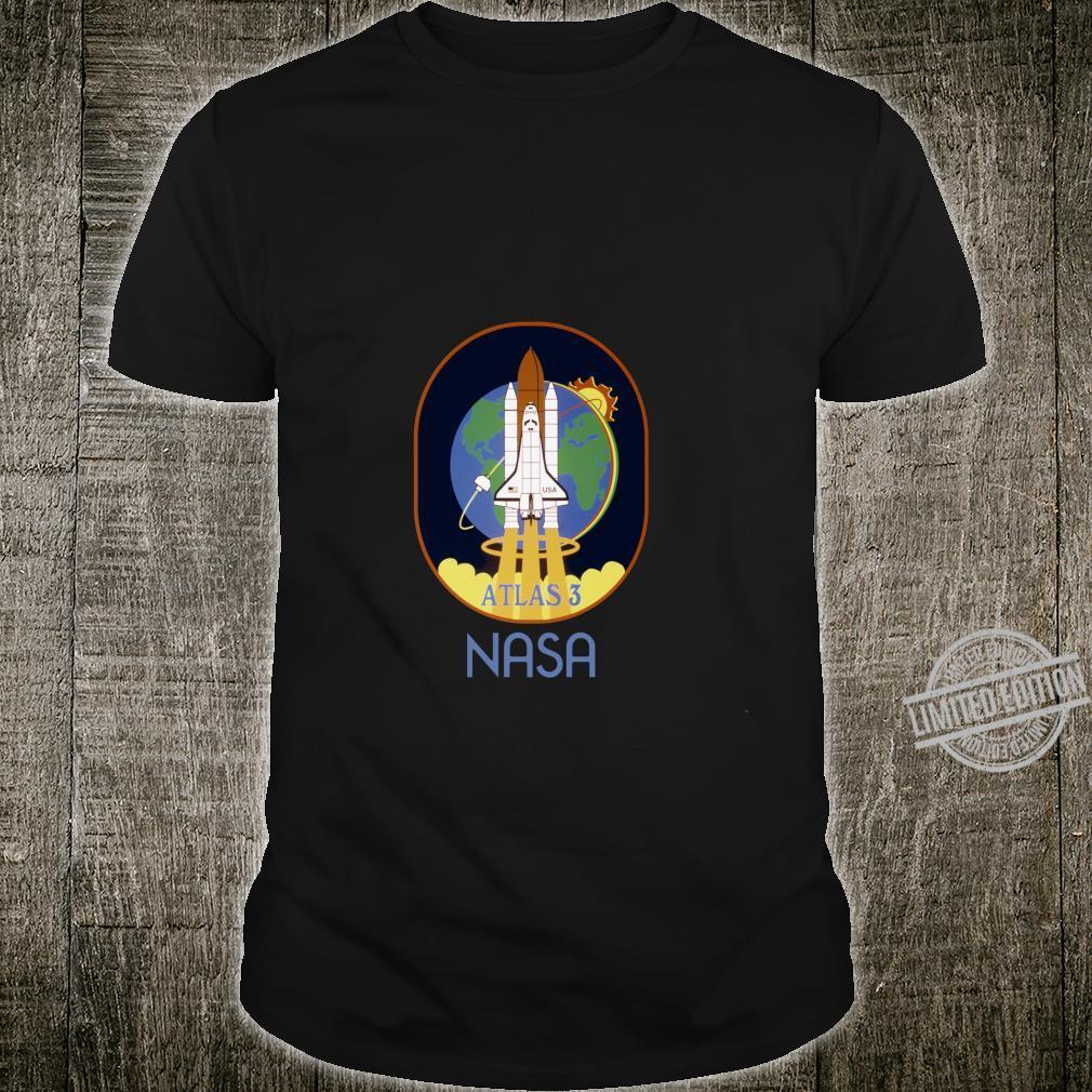 Astronaut Patch NASA Shirt