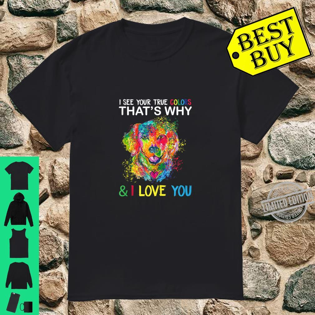 Autism Awareness Shirt It's OK to be Different Dogss Shirt