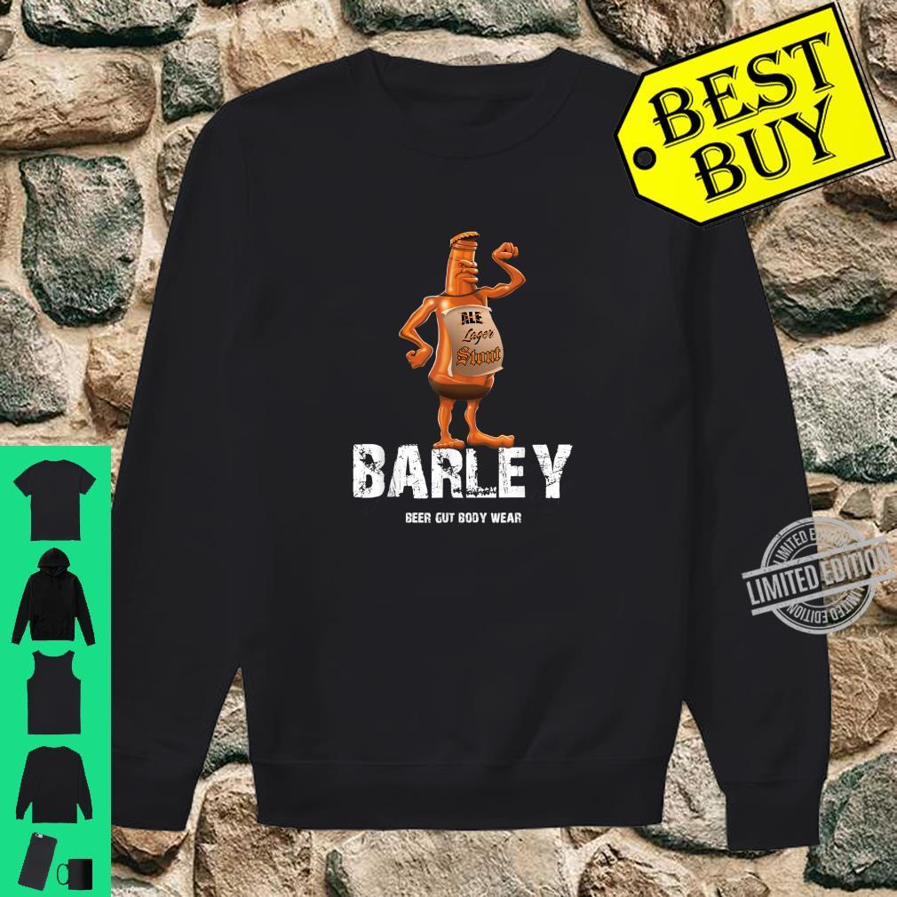 Beer Gut Body Wear Barley Shirt sweater