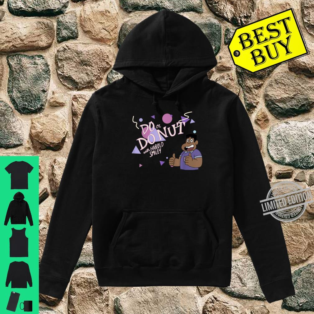 CN Steven Universe Do Or Do Nut With Harold Smiley Shirt hoodie