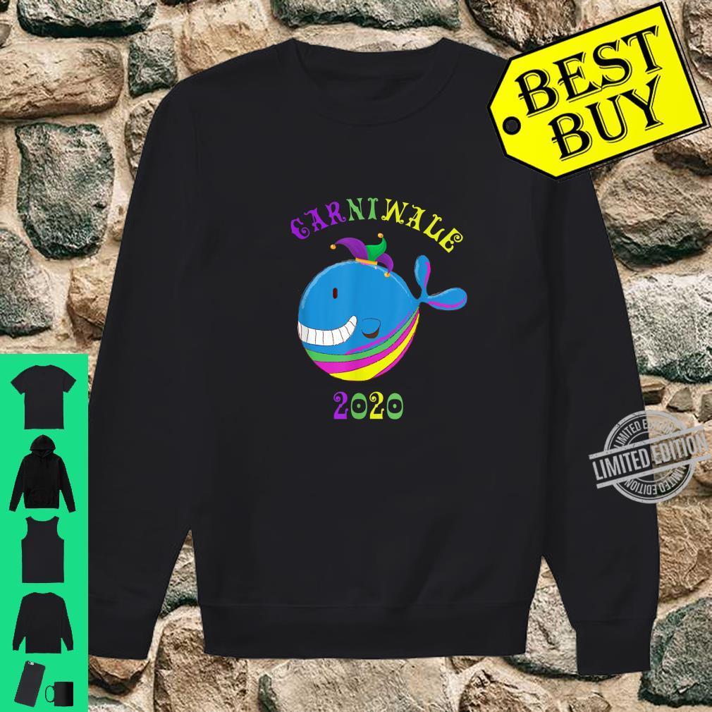 Carniwale Wale Mardi Gras Carnival 2020 Shirt sweater