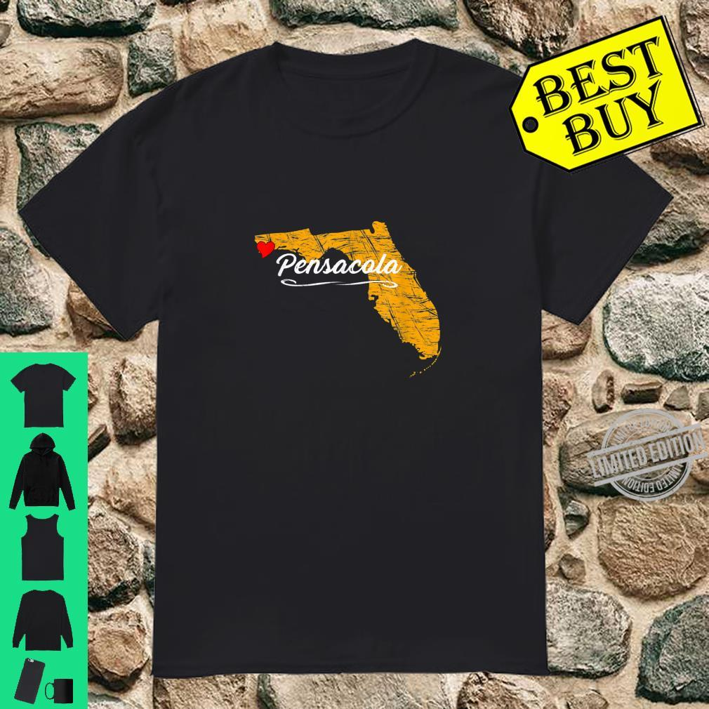 City of PENSACOLA FLORIDA Vacation Souvenir Shirt