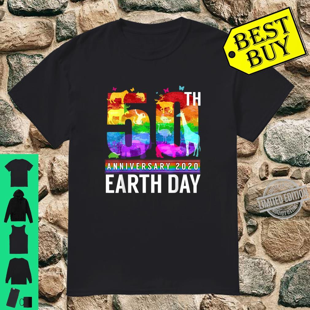 Earth day 2020Earth Day 50th Anniversary Shirt