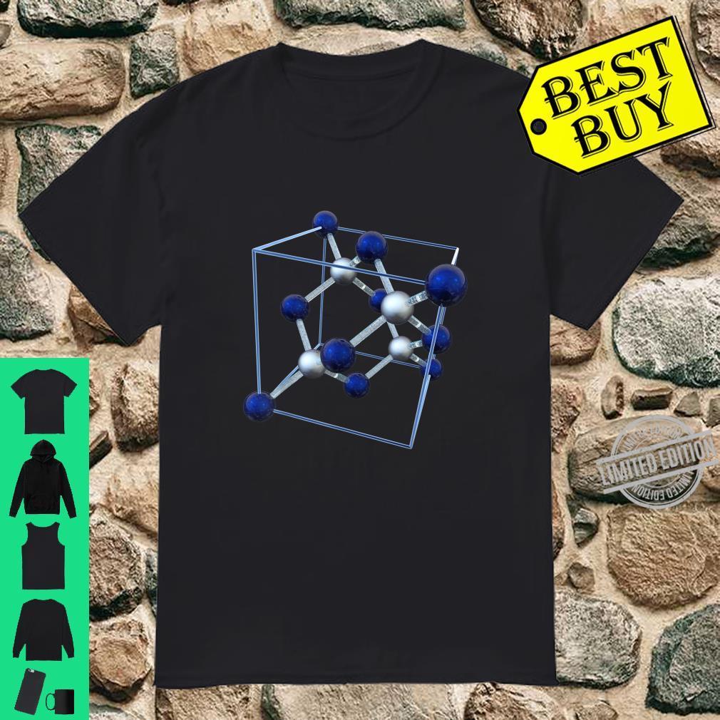 FCC Kristallstruktur Shirt