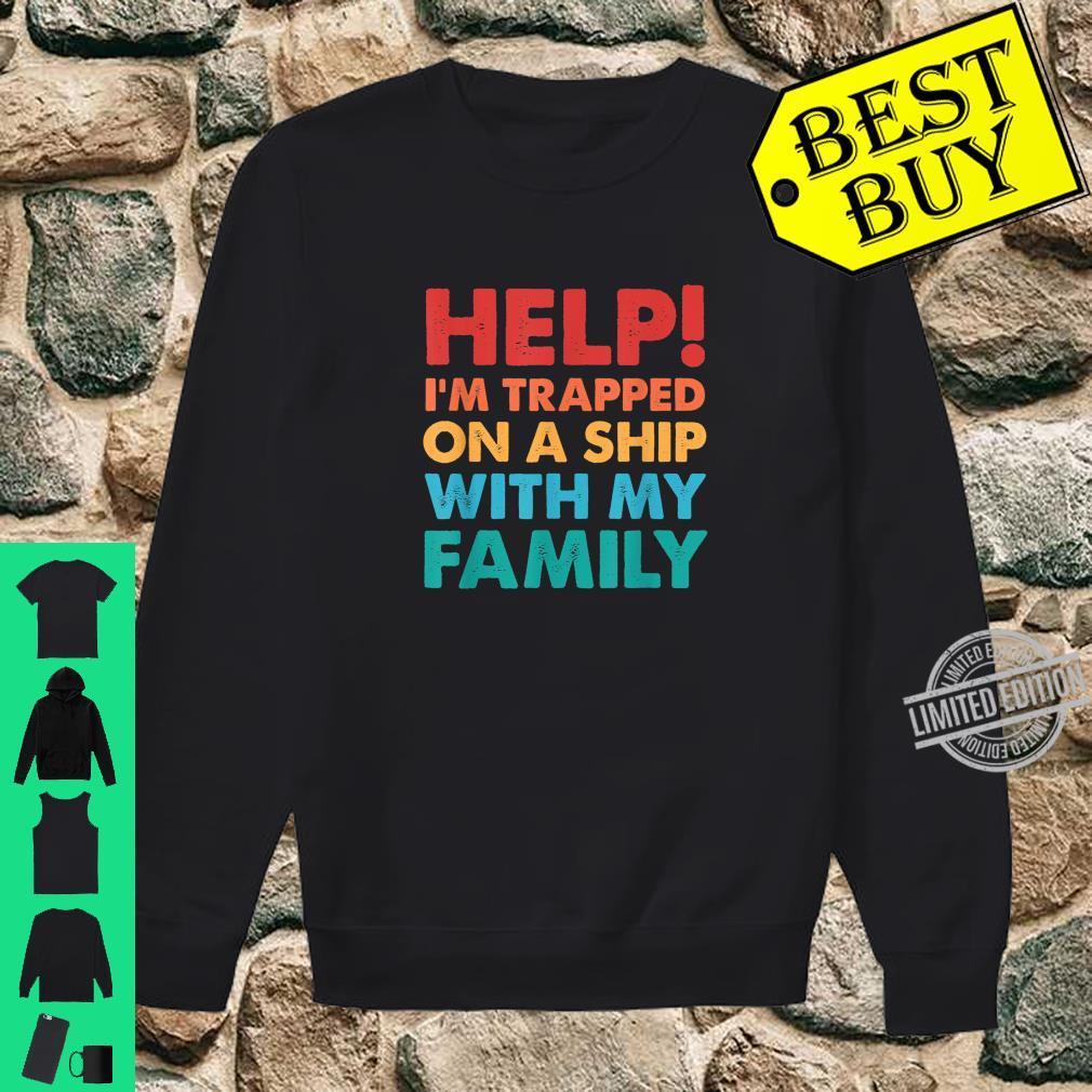Funny Family Cruise Matching Cruising Vacation Shirt sweater