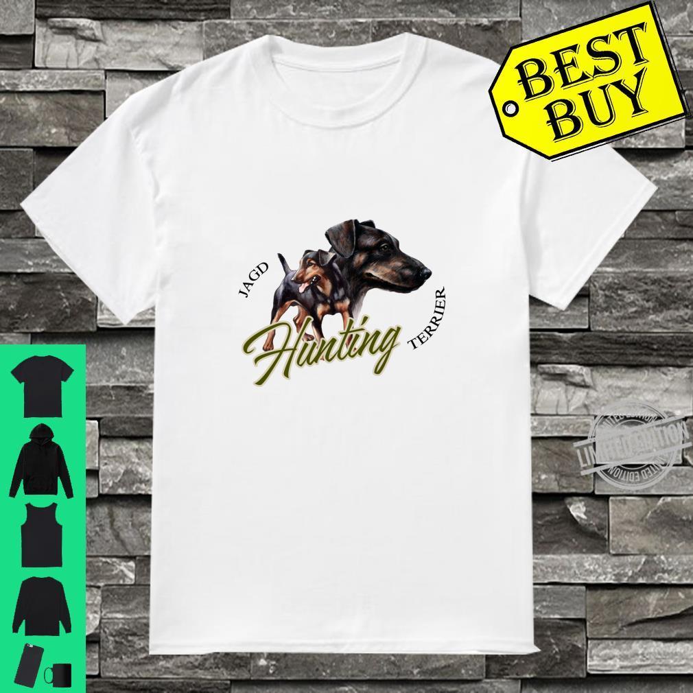 Jagdterrier Hunting dog Shirt
