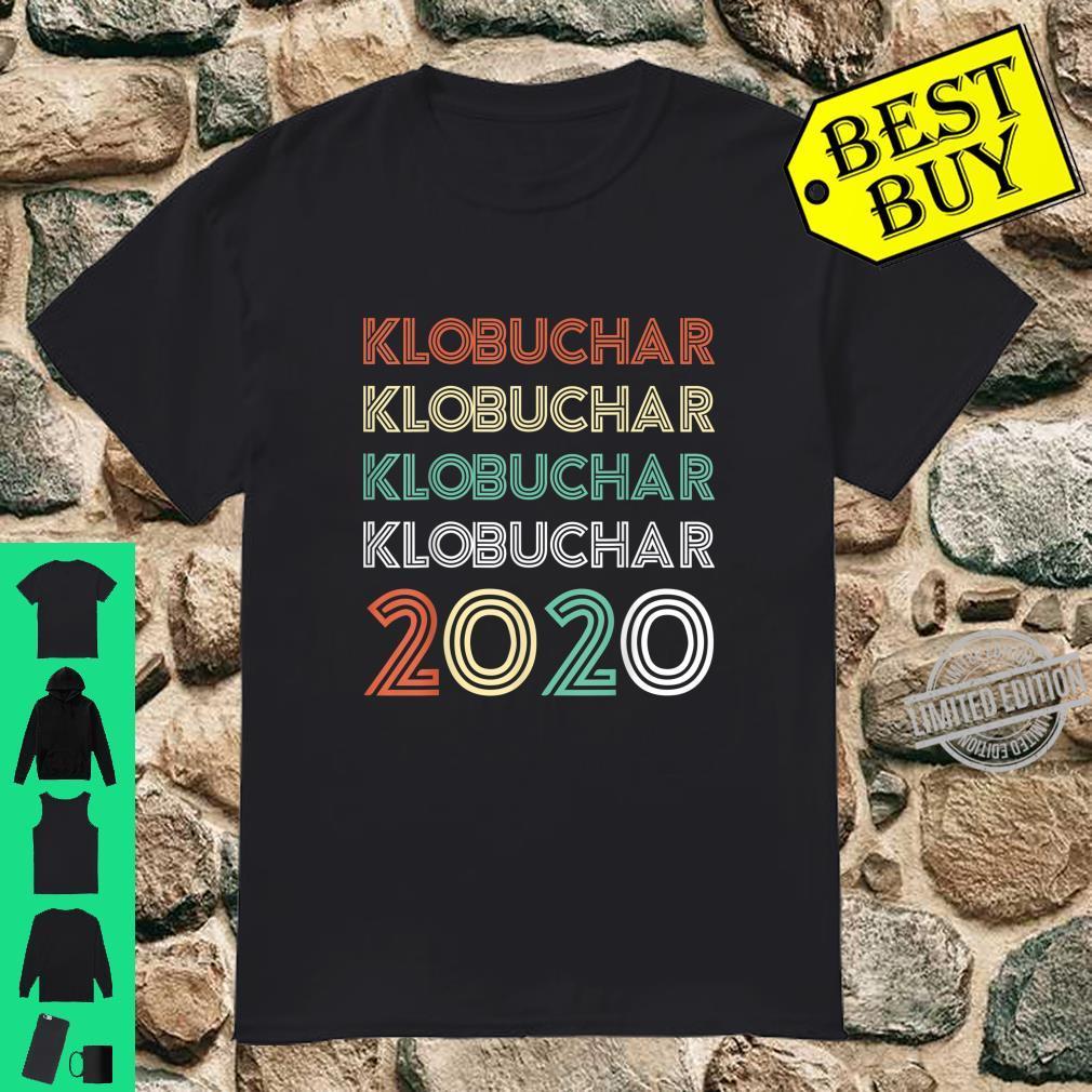 Klobuchar Klobuchar Klobuchar 2020 Vintage Shirt