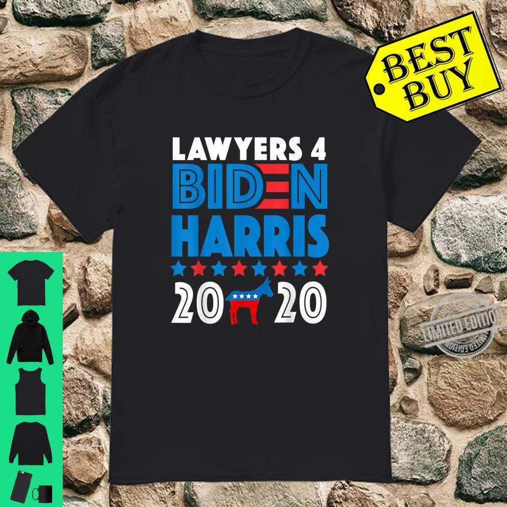 Lawyers For Biden Vote Joe Biden Harris 2020 US Election Shirt