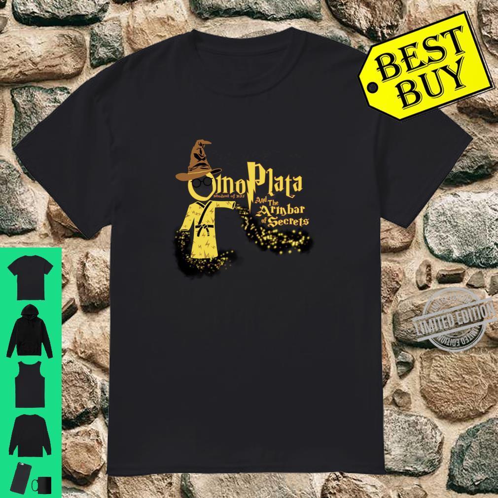 Omoplata and the Armbar of Secrets Jiu Jitsu Apparel Shirt