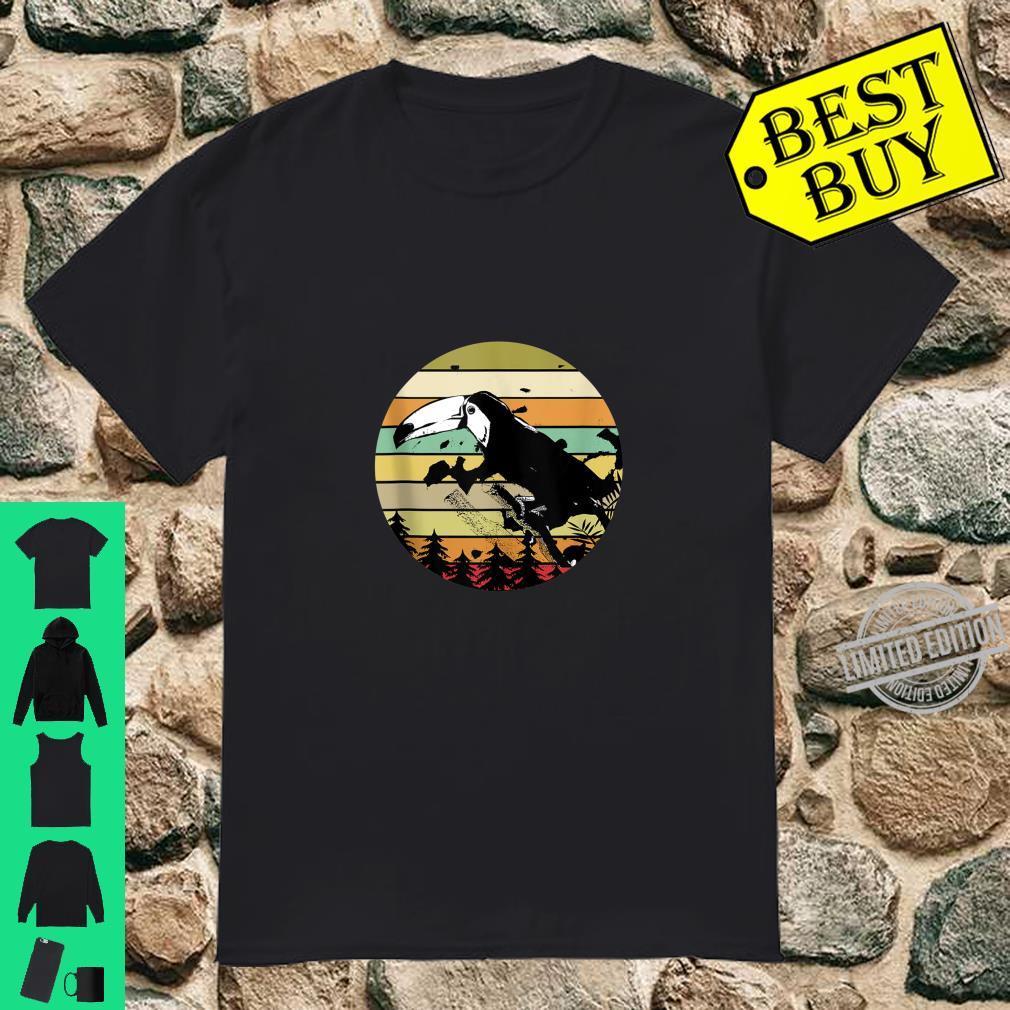 Retro Vintage Toucan Shirt