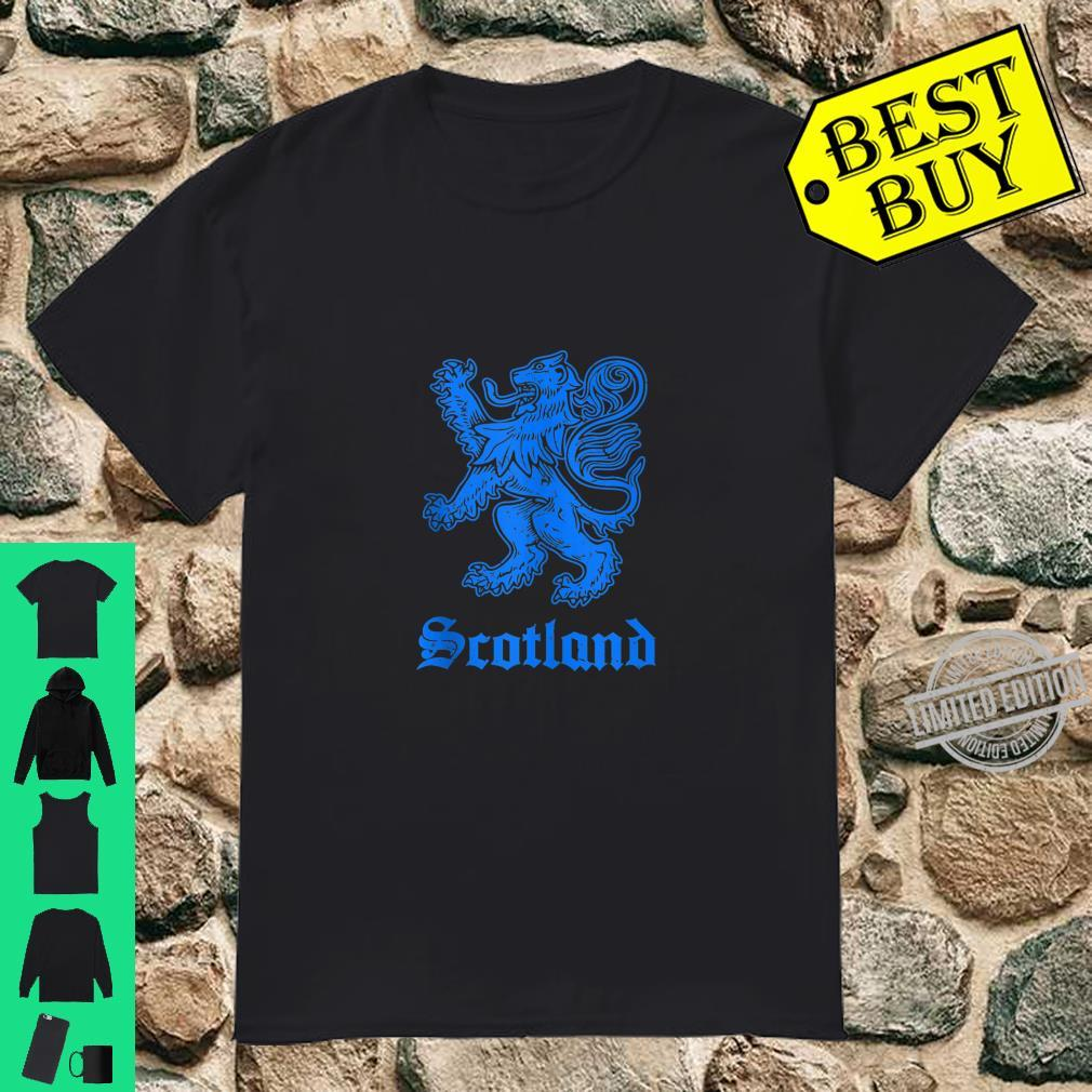 Scotland Heritage Proud Flag Lion Rampant Perfect Shirt