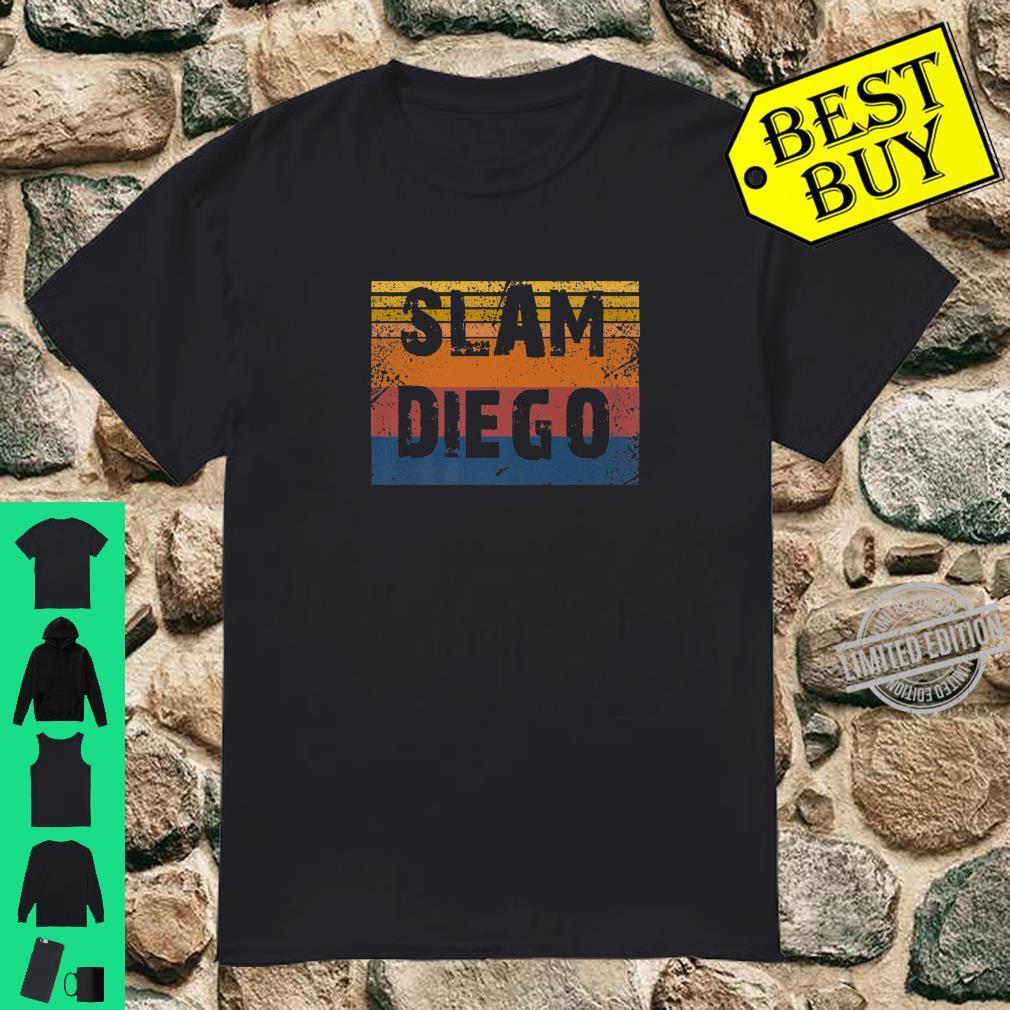 Slam Diego Wordmark Shirt