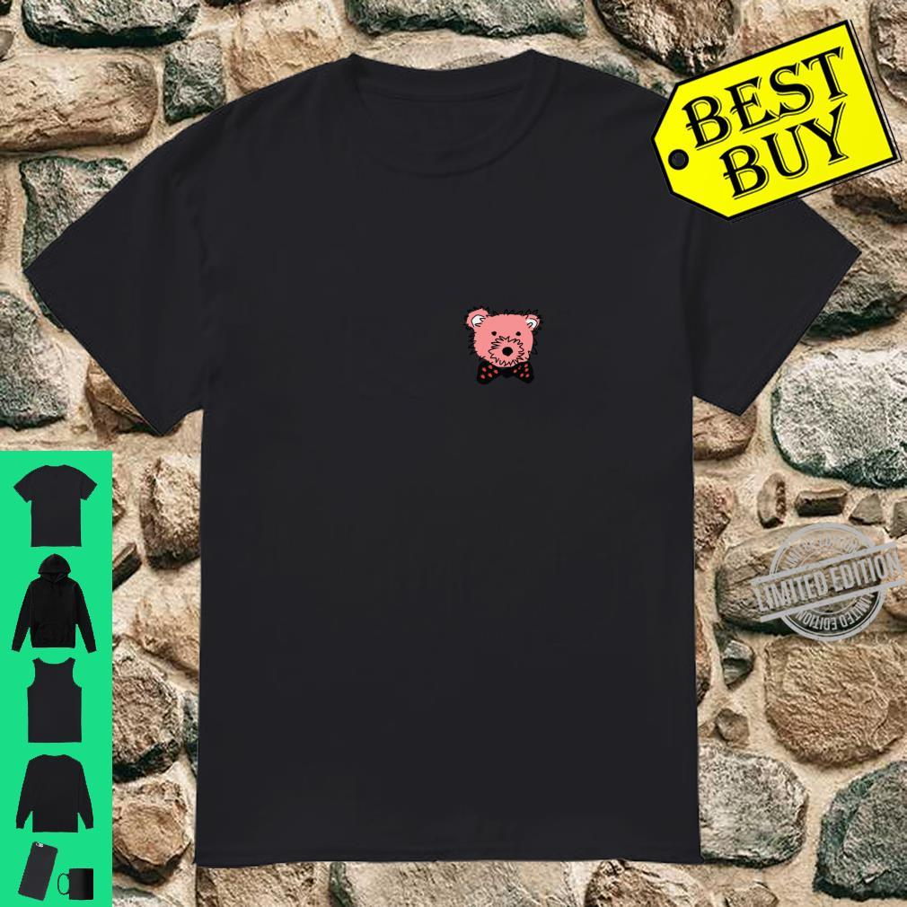 Strawberry Pink Bear Shirt