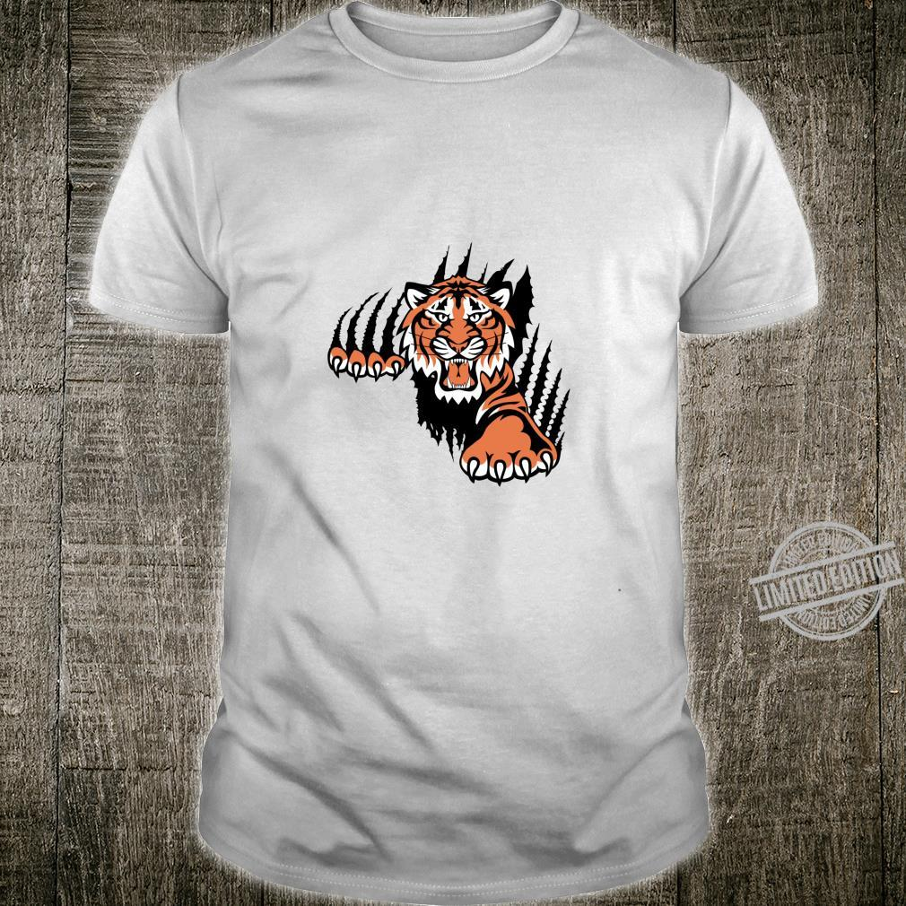 Tiger Zoo Safari Wild Animal Cool Shirt